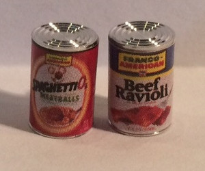 FA068 - Chef Boy-R-Dee Canned Products - Pkg/2