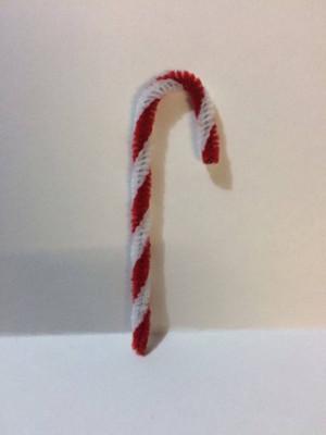 2487 - Christmas Candy Cane - Large