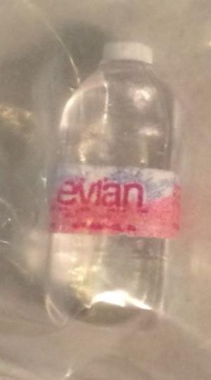 53001 -  EVIAN WATER