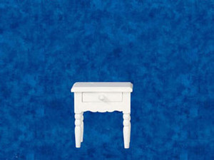 EMWF496 - NIGHT STAND/WHITE