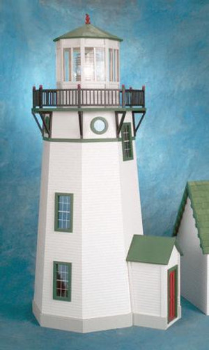 Real Good Toys 1:12 Scale Lighthouse Front