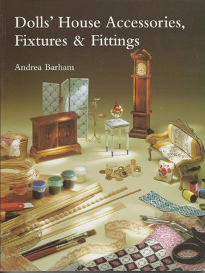 DOLLS' HOUSE ACCESSORIES, FIXTURES & FITTINGS - 1-86108-103-2