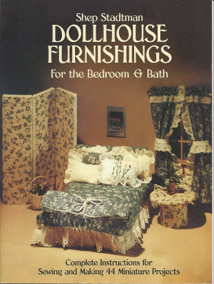 0-486-24590-X - Dollhouse Furnishings for Bed & Bath