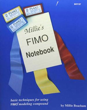 BOY137 - Millie's FIMO Notebook