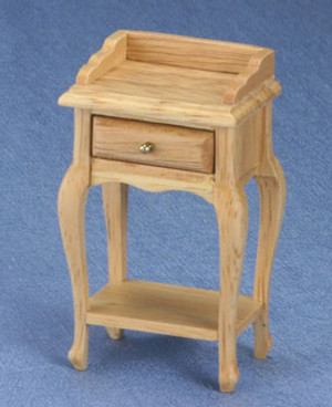 **DISCONTINUED** - CLA10720 - 99436 TELEPHONE STAND, OAK