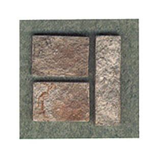 AAM0800 - Cut Stone Veneer - Brown - 72 Sq. Inches