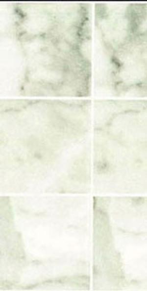 Dollhouse Miniature - No Wax Marble Floor - White - MH5958