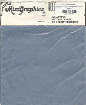 152F23 - Wedgewood Fabric