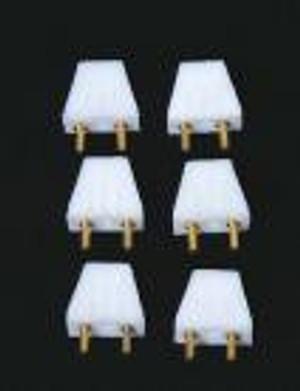 Dollhouse Miniature - CK1004-3 - Plugs - Pkg/6