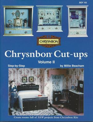 BOY143 - Chrysnbon Cut-Ups Book - Volume 2