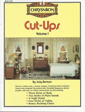 BOY010 - Chrysnbon Cut-Ups Book - Volume 1
