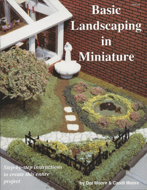 BOY 138 -  Basic Landscaping in Miniature