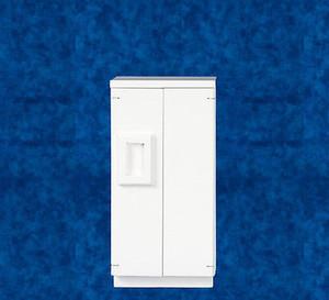 Kitchen Fridge - White - 2 door Side by Side - T5299