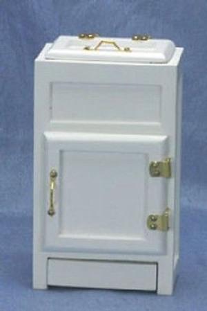 CLA10205 - Ice Box Fridge - White