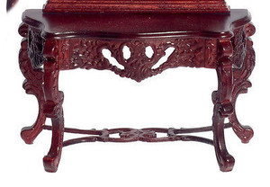 P3013 - Hapsburg Console Table - Mahogany