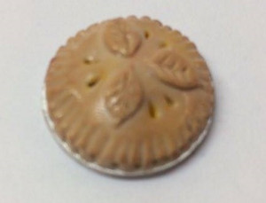 Dollhouse Miniature - 91161 - Apple Pie - OOAK