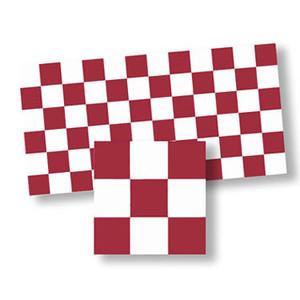 """WM34126 - Tile Flooring - 6 sheets each 9-5/8"""" x 4-3/4"""""""