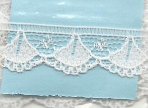 4190024 - Lace: White