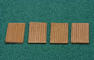 AS50 - ECONOMY CEDAR SHINGLES - Rectangle - 1000 PK - 5 SQ FT
