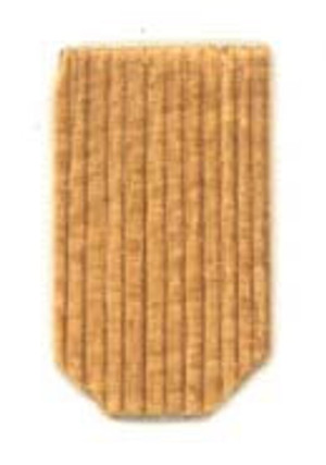 9253012 - Shingles: Cedar - Hex - 1000 pc