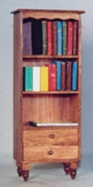DAS027 - Daisy House Kit - Bookcase with working drawers Kit