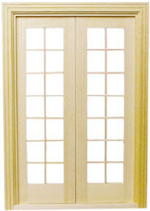 HW6011 - Classic Double Entry French Door