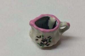 Dollhouse Miniature - RM K4139 - Floral Pitcher