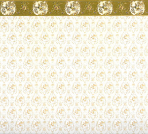 588A - WP - Songbirds - Ivory - 1045