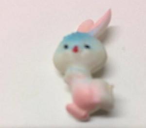 M0125 - White Bunny Rabbit