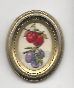 Dollhouse Miniature - 9123 - Picture - Fruit