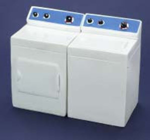 **DISCONTINUED** - T6494 - WASHER & DRYER - SET/2
