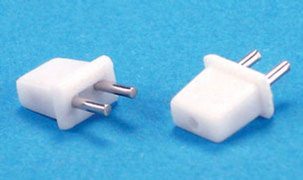 Dollhouse Miniature - MH44007 - Petite: Wall Plugs Without Wire - Pkg/4