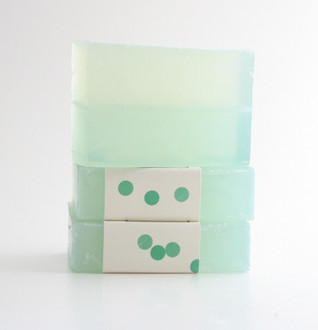 Mint for You Handmade Soap