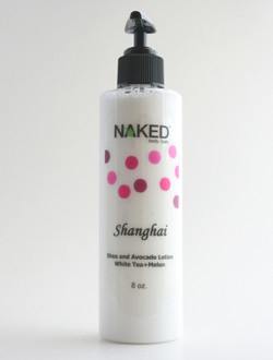 Shanghai Shea and Avocado Lotion