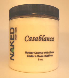 Casablanca - Shea Butter Cream