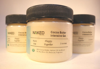 Happy Together - Cocoa Butter Intensive Gel