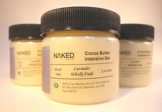 Lavender Wholly Field - Cocoa Butter Intensive Gel