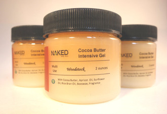 Woodstock - Cocoa Butter Intensive Gel