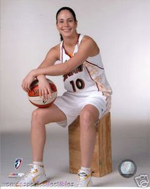 SUE BIRD STUDIO PHOTOGRAPH WNBA SEATTLE STORM UCONN