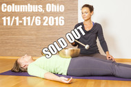SOLD OUT - VSA Singing Bowl Vibrational Sound Therapy Certification Course Columbus, OH November 1-6 2016