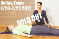 SOLD OUT VSA Singing Bowl Vibrational Sound Therapy Certification Course Dallas, Tx February 20-25 2017