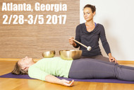VSA Singing Bowl Vibrational Sound Therapy Certification Course Atlanta, Ga February 28- March 5 2017