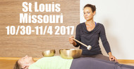 VSA Singing Bowl Vibrational Sound Therapy Certification Course St. Louis, Mo Oct. 30-Nov. 4 2017