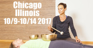 SOLD OUT - VSA Singing Bowl Vibrational Sound Therapy Certification Course Chicago, Il Oct. 9-14 2017