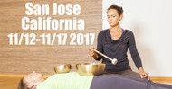 VSA Singing Bowl Vibrational Sound Therapy Certification Course San Jose 11/12-11/17 2017