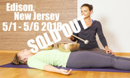 **SOLD OUT** VSA Singing Bowl Vibrational Sound Therapy Certification Course Edison, NJ May 1-6 2018