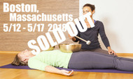 **SOLD OUT** VSA Singing Bowl Vibrational Sound Therapy Certification Course Boston, Ma May 12-17 2018
