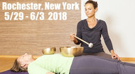 VSA Singing Bowl Vibrational Sound Therapy Certification Course Rochester, Ny May 29- June 3 2018