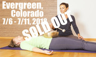 **SOLD OUT** VSA Singing Bowl Vibrational Sound Therapy Certification Course Evergreen, CO July 6 - 11, 2018