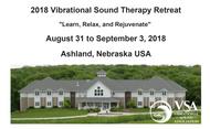 VSA Nebraska Annual Retreat August 31 - September 3, 2018